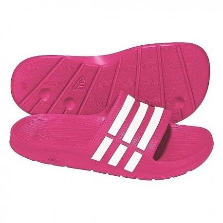 3387fb3303ac Adidas Duramo Slide K Lány Papucs (Pink-Fehér) G06797