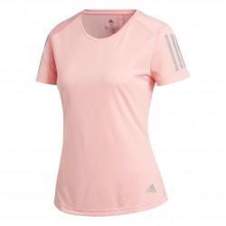 Adidas Own The Run Tee Női Póló (Rózsaszín) FL7815