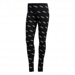 Adidas Favorites Tights Női Nadrág (Fekete-Fehér) FM6193