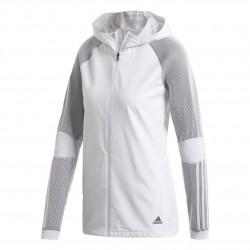 Adidas PHX 2 Jacket Női Futó Dzseki (Világosszürke-Fekete) FK5096