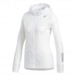 Adidas Own The Run Jacket Női Futó Dzseki (Fehér) DN8765