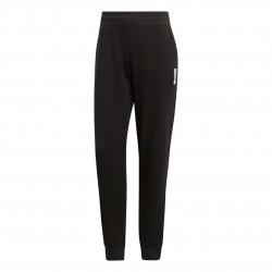 Adidas Brilliant Basics Track Pants Női Nadrág (Fekete-Fehér) EI4629