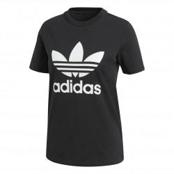 Adidas Originals Trefoil Tee Női Póló (Fekete-Fehér) CV9888