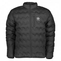 Adidas Originals Serrated Padded Jacket Férfi Kabát (Fekete) BR4774