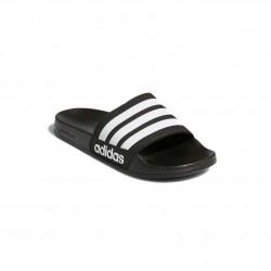 Adidas Adilette Cloudfoam Slides Férfi Papucs (Fekete-Fehér) AQ1701