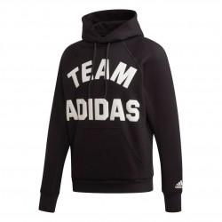 Adidas VRCT Hoodie Férfi Pulóver (Fekete-Fehér) EA0377