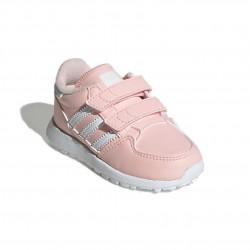 Adidas Originals Forest Grove CF I Kislány Gyerek Cipő (Rózsaszín-Fehér) EG8965