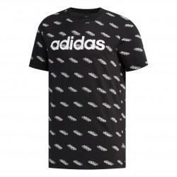 Adidas Favorites Tee Férfi Póló (Fekete-Fehér) FM6022
