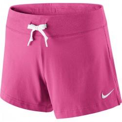 Nike Jersey Shorts Női Short (Rózsaszín-Fehér) 615055-618