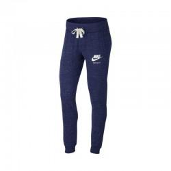 Nike Vintage Gym Pants Női Nadrág (Kék-Fehér) 883731-429