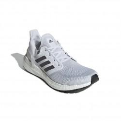 Adidas UltraBOOST 20 Férfi Futó Cipő (Szürke) EG0694