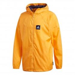 Adidas W.N.D. Primeblue Jacket Férfi Dzseki (Narancs) FR8288
