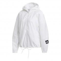 Adidas W.N.D. Primeblue Jacket Női Dzseki (Fehér-Fekete) FL1834