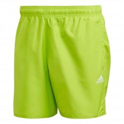 Adidas CLX Solid Swim Shorts Férfi Úszó Short (Zöld) FJ3384