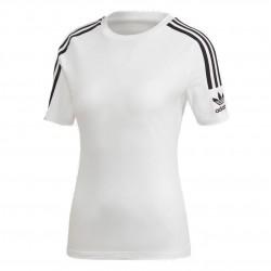 Adidas Originals Tight Tee Női Póló (Fehér-Fekete) FM2591