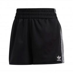 Adidas Originals 3 Stripes Shorts Női Short (Fekete-Fehér) FM2610