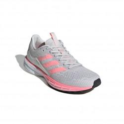 Adidas SL20 Summer Ready Női Futó Cipő (Szürke-Rózsaszín) FU6616