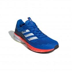 Adidas SL20 Summer Ready Férfi Futó Cipő (Kék-Piros) FU6621