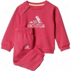 Adidas Badge Of Sport Jogger Set Kislány Bébi Melegítő Együttes (Rózsaszín) CE9497