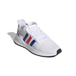 Adidas Originals U Path Run Férfi Cipő (Fehér-Kék-Piros) EG5331