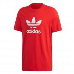 Adidas Originals Trefoil Tee Férfi Póló (Piros-Fehér) FM3791