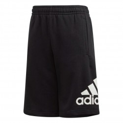 Adidas Must Haves Badge Of Sport Shorts Fiú Gyerek Short (Fekete-Fehér) FM6456