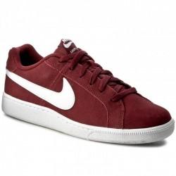 Nike Court Royale Suede Férfi Cipő (Bordó-Fehér) 819802-600