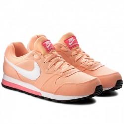 Nike MD Runner 2 Női Cipő (Barack-Fehér) 749869-801