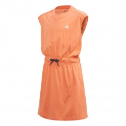 Adidas JG Bold Dress 2 Lány Gyerek Nyári Ruha (Korall) FL1784