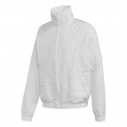 Adidas Originals Big Trefoil Track Jacket Férfi Széldzseki (Fehér) FM9889