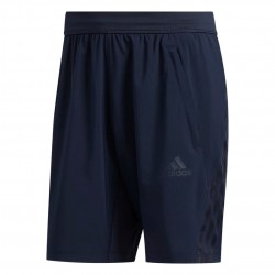 Adidas Aeroready 3 Stripes Shorts Férfi Short (Sötétkék) FL4390