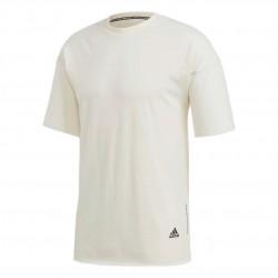 Adidas Must Haves RC Tee Férfi Póló (Halványsárga-Fekete) FI4027