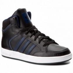 Adidas Original Varial Mid Férfi Cipő (Fekete-Kék) BY4059