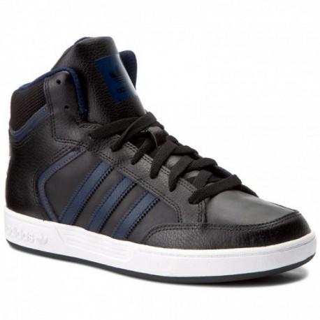 Adidas Original Varial Mid Férfi Cipő (Fekete-Kék) BY4059 6cbc76343f
