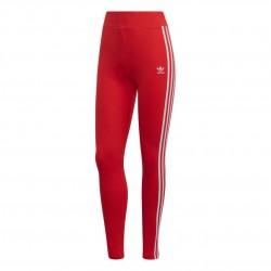 Adidas Originals Adicolor 3S Leggings Női Leggings (Piros-Fehér) FM3283