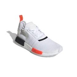 Adidas Originals NMD R1 Férfi Cipő (Fehér-Fekete-Korall) EH0045