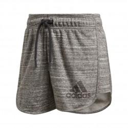 Adidas MH Melange Shorts Női Short (Fekete-Szürke) FL4071