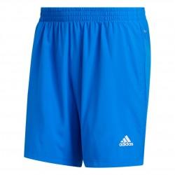 Adidas Run It 3 Stripes PB Shorts Férfi Futó Short (Kék-Fehér) FQ2535
