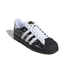 Adidas Originals Superstar Férfi Cipő (Fekete-Fehér-Arany) FV2820
