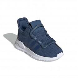 Adidas Originals U Path Run EL I Kisfiú Gyerek Cipő (Sötétkék-Fehér) EF5922