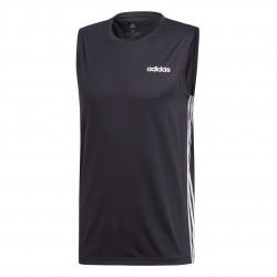 Adidas Design 2 Move 3 Stripes Tee Férfi Trikó (Fekete-Fehér) DT3047