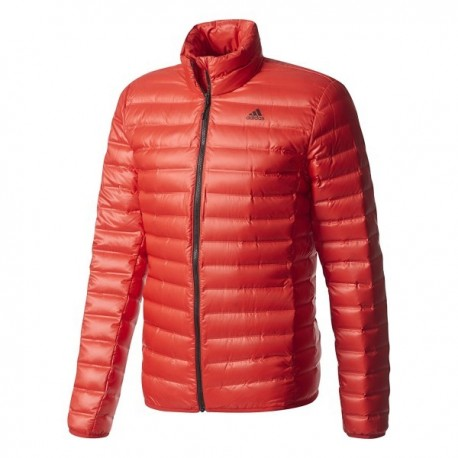 Adidas Performance Varilite Jacket Férfi Kabát (Piros-Fekete) BS1585 6f2b80ccc9