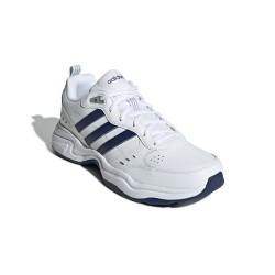 Adidas Strutter Férfi Edző Cipő (Fehér-Sötétkék) EG2654