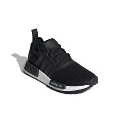 Adidas Originals NMD R1 J Női Cipő (Fekete-Fehér) FW0431