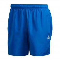 Adidas CLX Solid Swim Shorts Férfi Úszó Short (Kék) FJ3382