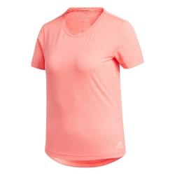 Adidas Performance Tee Női Póló (Rózsaszín) GC7765