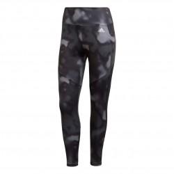 Adidas Design 2 Move AOP 7/8 Tights Női Nadrág (Fekete-Fehér) GD4652