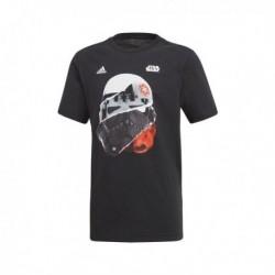 Adidas Storm Trooper Tee Fiú Gyerek Póló (Fekete-Fehér-Piros) CE5385