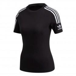 Adidas Originals Tights Tee Női Póló (Fekete-Fehér) FM2592