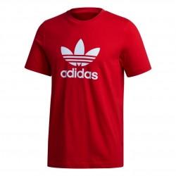 Adidas Originals Trefoil Tee Férfi Póló (Piros-Fehér) GD9912
